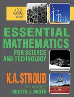 Essential Mathematics For Science And Technology: A Self-learning Guide