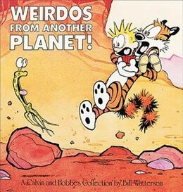 Book Weirdos From Another Planet by Bill Watterson