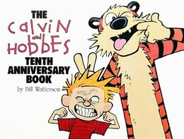Book The Calvin and Hobbes Tenth Anniversary Book by Bill Watterson