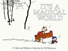 Book It's a Magical World by Bill Watterson