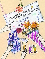 Congratulations: You Did It!: You Did It!