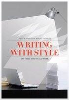 Writing With Style: Apa Style For Social Work