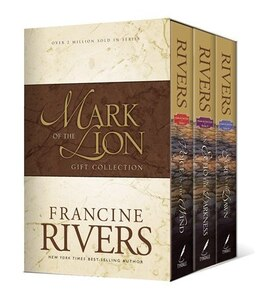 Book Mark Of The Lion Gift Collection: Gift Collection by Francine Rivers,