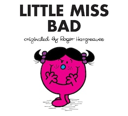 Book Little Miss Bad by Roger Hargreaves