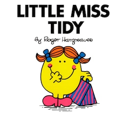 Book Little Miss Tidy by Roger Hargreaves