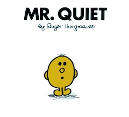Book Mr. Quiet by Roger Hargreaves
