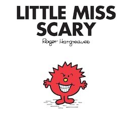 Book Little Miss Scary by Roger Hargreaves