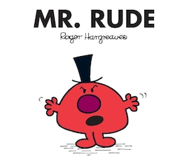 Book Mr. Rude by Roger Hargreaves