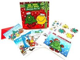 Book Mr. Men Little Miss Christmas Box Set by Roger Hargreaves