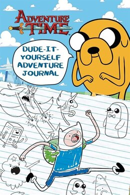 Book Dude-it-yourself Adventure Journal by Kirsten Mayer
