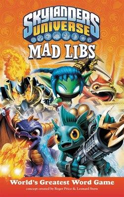 Book Skylanders Universe Mad Libs by Roger Price Stern Sloan