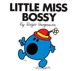 Book Little Miss Bossy by Roger Hargreaves