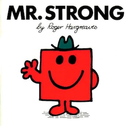 Book Mr. Strong by Roger Hargreaves