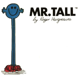 Book Mr. Tall by Roger Hargreaves