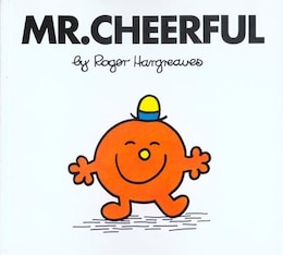 Book Mr. Cheerful by Roger Hargreaves