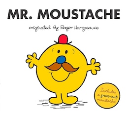 Book Mr. Moustache by Adam Hargreaves