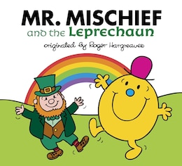 Book Mr. Mischief And The Leprechaun by Adam Hargreaves