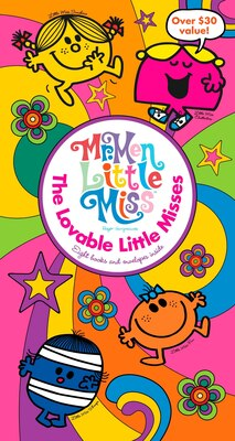 Book The Lovable Little Misses by Roger Hargreaves