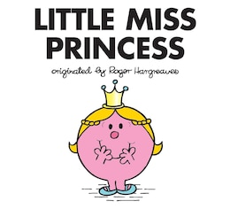 Book Little Miss Princess by Adam Hargreaves