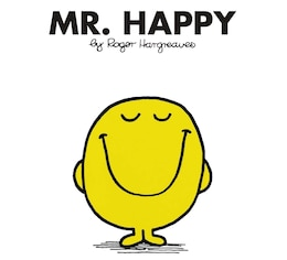Book Mr. Happy by Roger Hargreaves