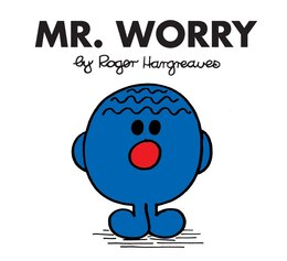 Book Mr. Worry by Roger Hargreaves