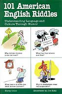 101 American English Riddles: Understanding Language and Culture Through Humor