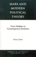 Marx and Modern Political Theory: From Hobbes to Contemporary Feminism