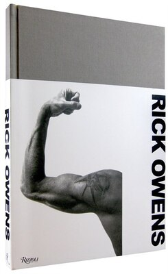 Book Rick Owens by Rick Owens