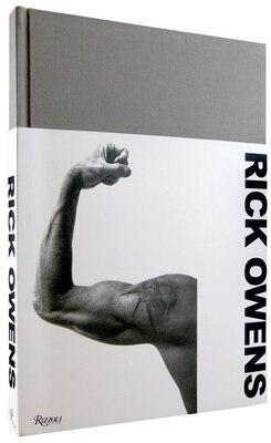 Book Rick Owens by Rick Owens