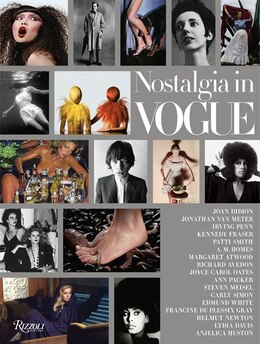 Book Nostalgia In Vogue by Eve Macsweeney