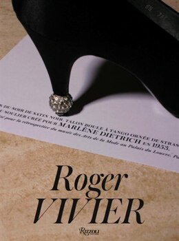 Book Roger Vivier by Catherine Deneuve
