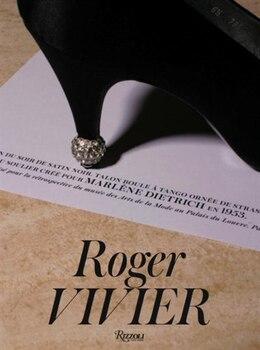 Book Roger Vivier by Catherine Deneuve