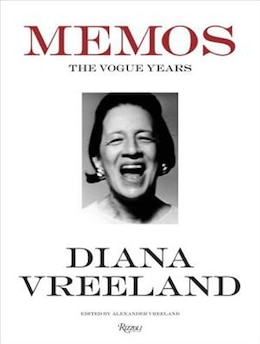 Book Diana Vreeland Memos: The Vogue Years by Alexander Vreeland