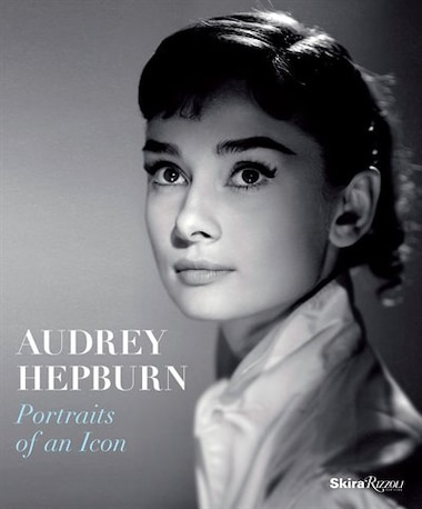 Audrey Hepburn: Portraits Of An Icon by Terence Pepper