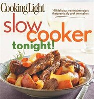 SLOW COOKER TONIGHT