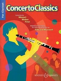 Concerto Classics: Clarinet and Piano
