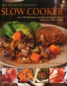 Book The Slow Cooker Cookbook by Catherine Atkinson