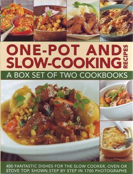 Book Slow Ckng And One Pot Recipes by Nicola Graimes And L