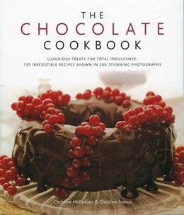 Book The Chocolate Cookbook by MCFADDEN
