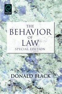 The Behavior of Law