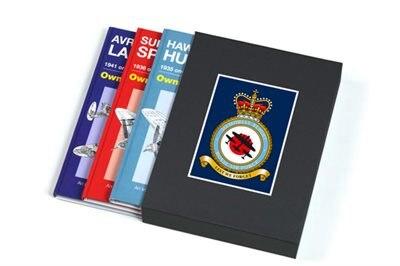 Battle of Britain Memorial Flight Boxed Set by Jarrod Cotter