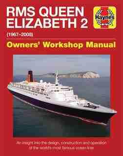 Qe2 - Queen Elizabeth 2: 1967-2008 by Stephen Payne