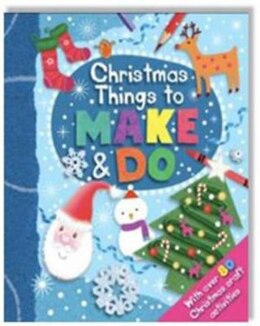 Book CHRISTMAS MAKE-AND-DO by Books Igloo