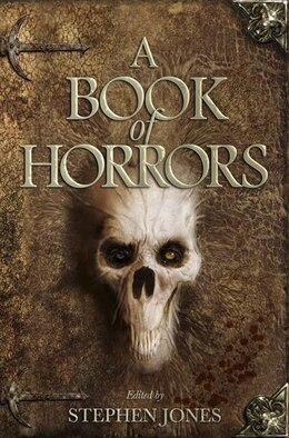 Book BK OF HORRORS by Stephen Jones