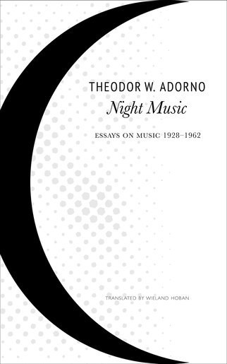 "adorno essay music Digital reproducibility and the culture industry: popular music and the adorno-benjamin debate ryan moore introduction the correspondence between theodor w adorno and walter benjamin – two central figures in the development of critical theory associated with the frankfurt school – has been called ""one of the most significant documents."
