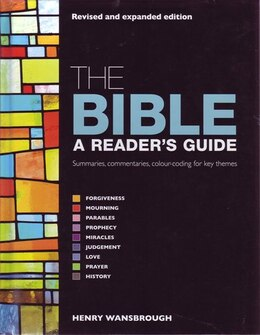 Book The Bible: A Reader's Guide by Henry Wansbrough