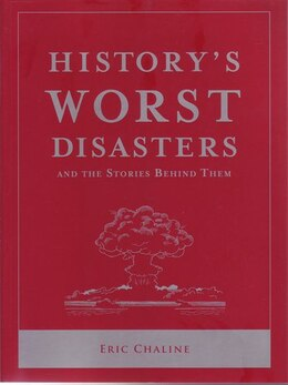 Book HISTORYAES WORST DISASTERS by Na