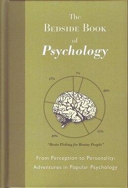 Book BEDSIDE BOOK OF PSYCHOLOGY by Na