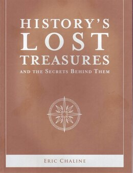 Book HISTORY'S LOST TREASURES by Price Bill