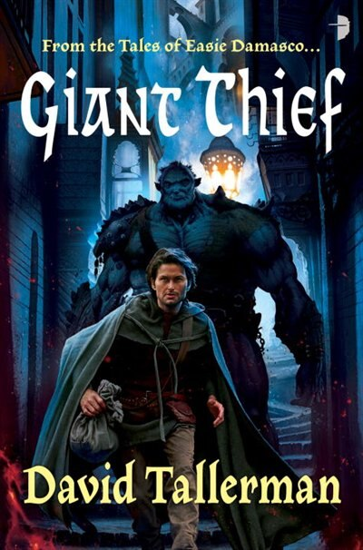 Giant Thief by David Tallerman